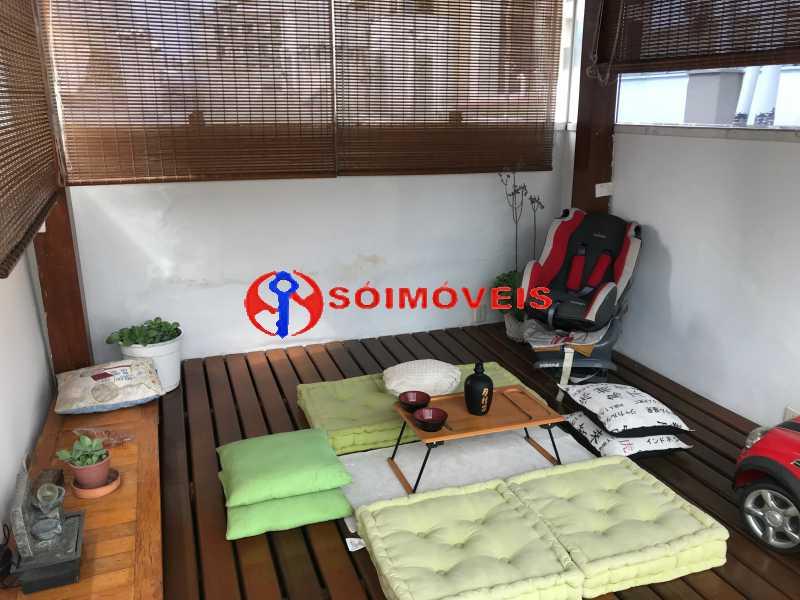 IMG-7328 - Cobertura 3 quartos à venda Rio de Janeiro,RJ - R$ 3.990.000 - LBCO30334 - 5