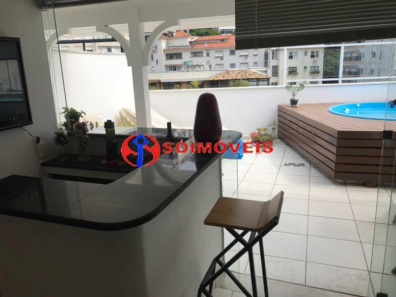IMG-7335 - Cobertura 3 quartos à venda Rio de Janeiro,RJ - R$ 3.990.000 - LBCO30334 - 4