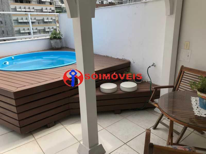 IMG-7337 - Cobertura 3 quartos à venda Rio de Janeiro,RJ - R$ 3.990.000 - LBCO30334 - 8
