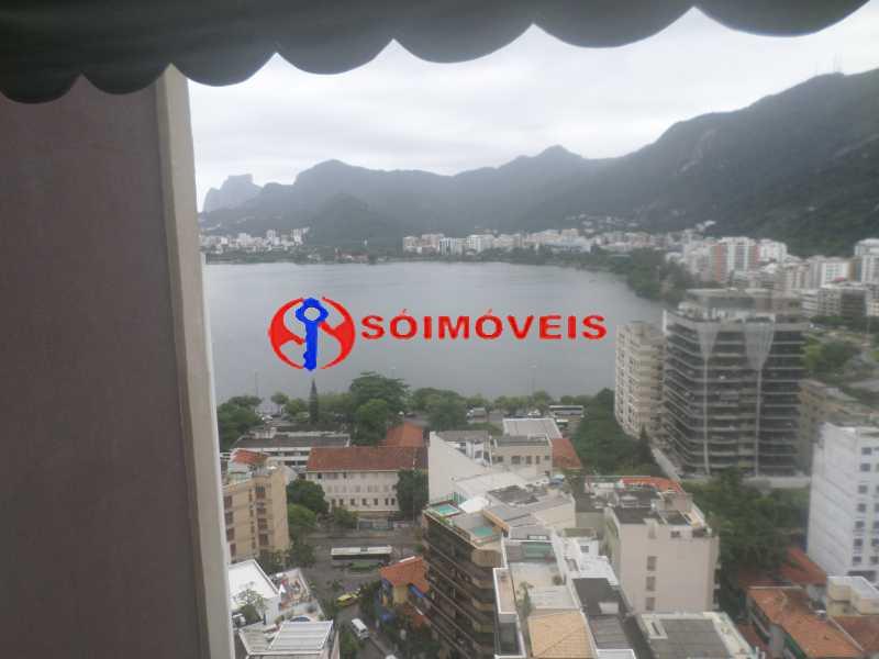 SAM_3666 - Cobertura 5 quartos à venda Lagoa, Rio de Janeiro - R$ 4.500.000 - LBCO50079 - 1