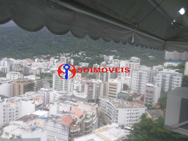 SAM_3667 - Cobertura 5 quartos à venda Lagoa, Rio de Janeiro - R$ 4.500.000 - LBCO50079 - 4