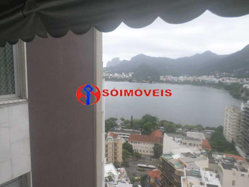 SAM_3668 - Cobertura 5 quartos à venda Lagoa, Rio de Janeiro - R$ 4.500.000 - LBCO50079 - 3