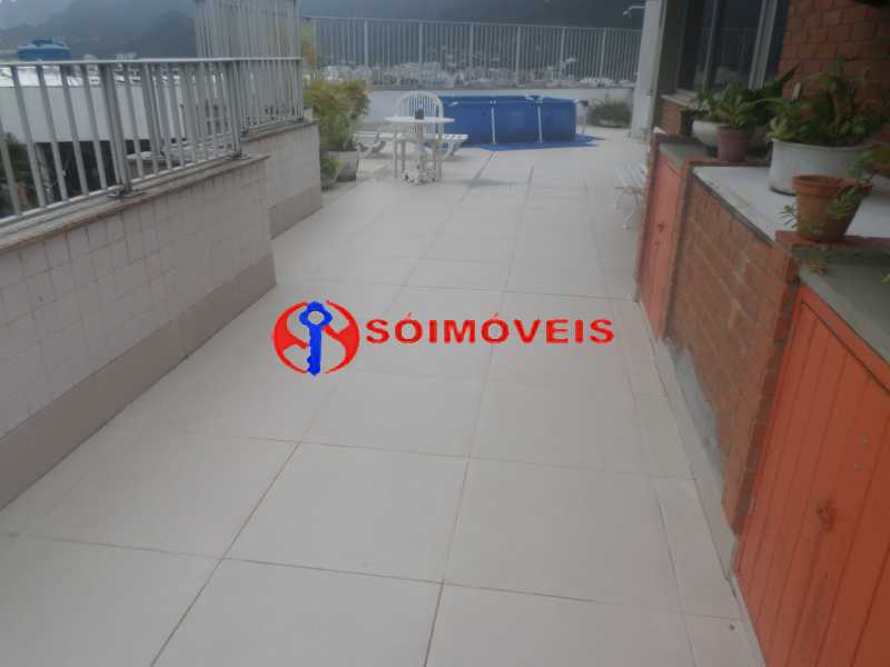 SAM_3768 - Cobertura 5 quartos à venda Lagoa, Rio de Janeiro - R$ 4.500.000 - LBCO50079 - 30