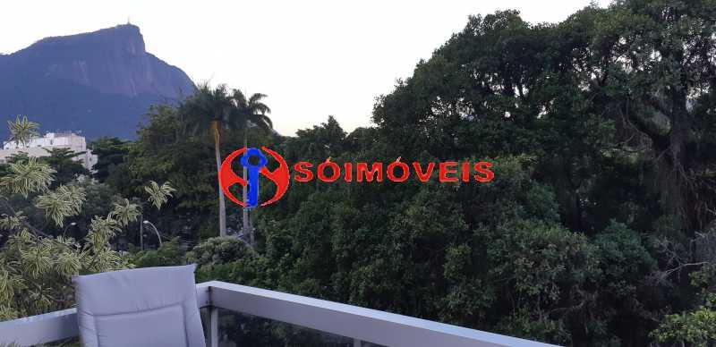 20190531_164523 - Cobertura 3 quartos à venda Gávea, Rio de Janeiro - R$ 2.780.000 - LBCO30335 - 17