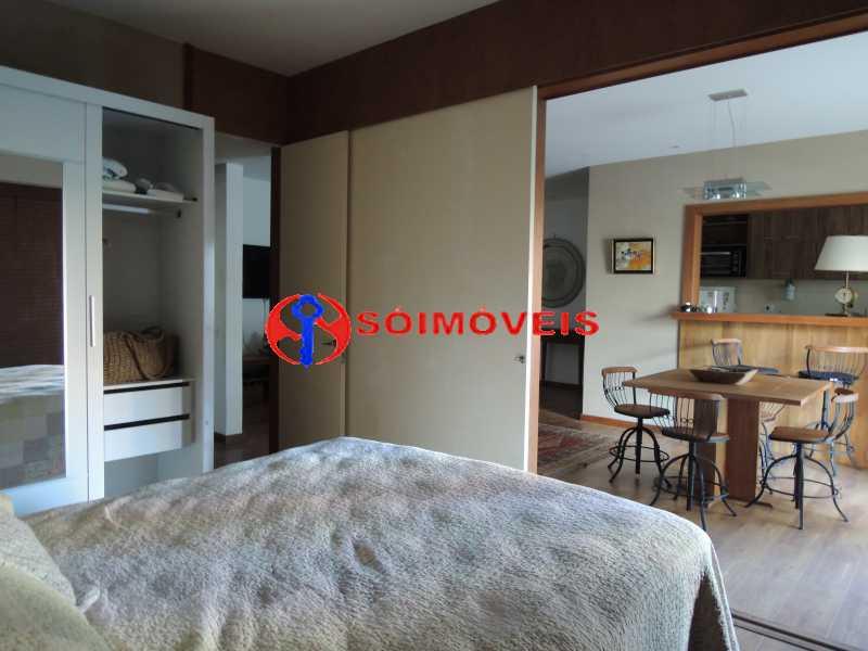 DSCN6032 - Apartamento 1 quarto à venda Barra da Tijuca, Rio de Janeiro - R$ 575.000 - LBAP11013 - 17