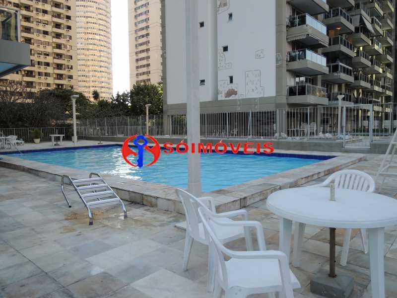 DSCN6057 - Apartamento 1 quarto à venda Barra da Tijuca, Rio de Janeiro - R$ 575.000 - LBAP11013 - 30
