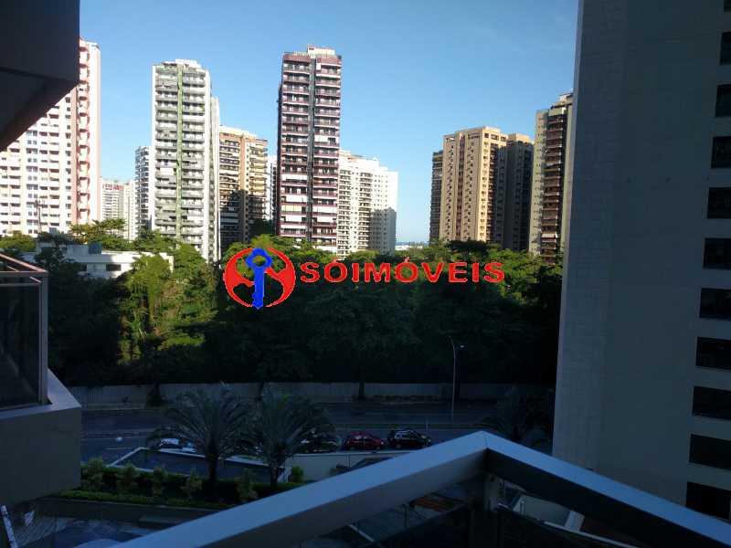 IMG_20190712_153044 - Apartamento 1 quarto à venda Barra da Tijuca, Rio de Janeiro - R$ 575.000 - LBAP11013 - 3