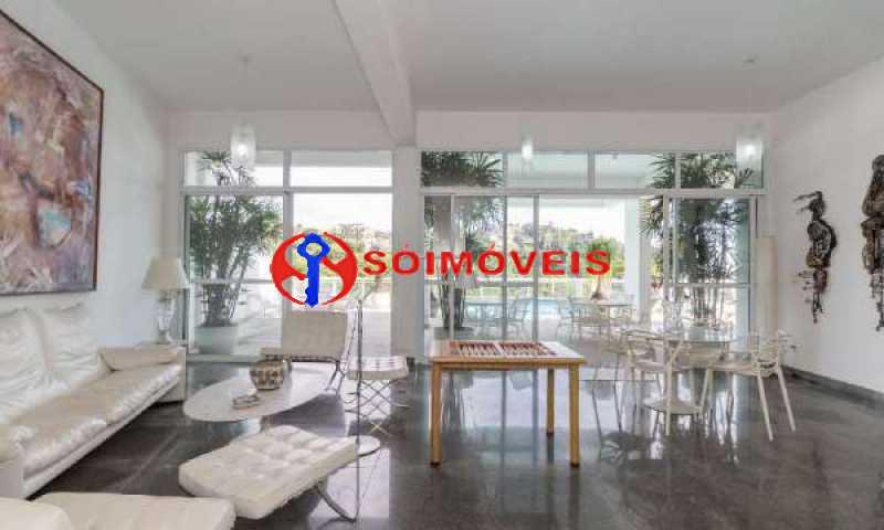 JJ7 - No Joá, espetacular residência de três andares com vista panorâmica para todo o mar da Joatinga. - LBCN40041 - 8