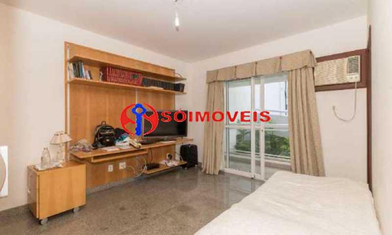 JJ16 - No Joá, espetacular residência de três andares com vista panorâmica para todo o mar da Joatinga. - LBCN40041 - 17