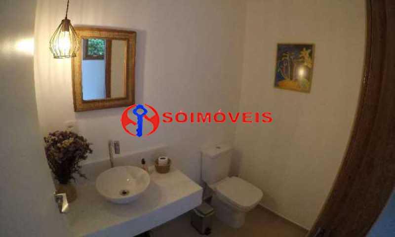 5c70cbc5b29e24188cab94611756ec - Casa 2 quartos à venda São Conrado, Rio de Janeiro - R$ 1.895.000 - LBCA20009 - 5