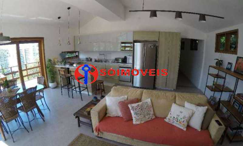 6dc7c0c41240c804f9dbf7cb6a5161 - Casa 2 quartos à venda São Conrado, Rio de Janeiro - R$ 1.895.000 - LBCA20009 - 4