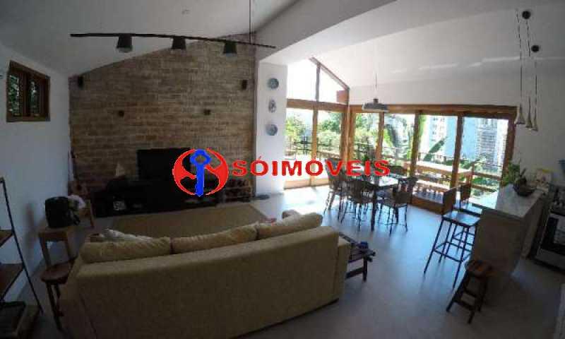 34f74f44e0726987fbb84b2ecc4891 - Casa 2 quartos à venda São Conrado, Rio de Janeiro - R$ 1.895.000 - LBCA20009 - 3