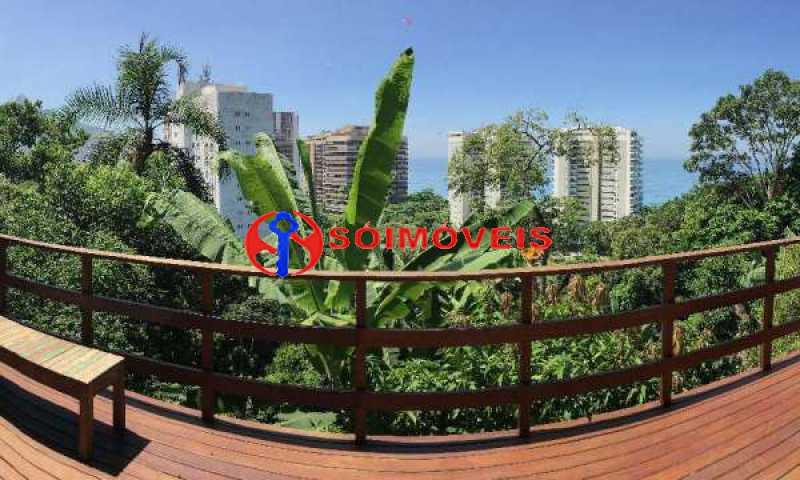 f7cb3b804df6764315ceb4e1d0433e - Casa 2 quartos à venda São Conrado, Rio de Janeiro - R$ 1.895.000 - LBCA20009 - 1