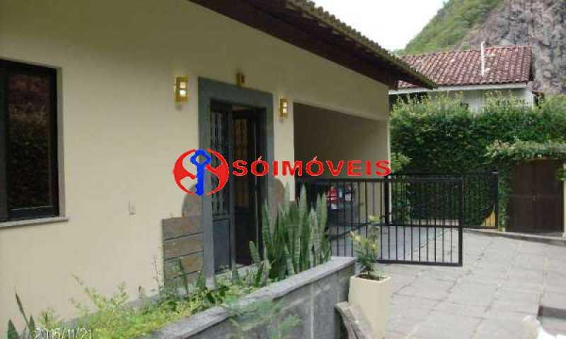 IT 3 - No Itanhangá maravilhosa casa com vista panorâmica para a lagoa e dependências espetaculares. - LBCN30023 - 4