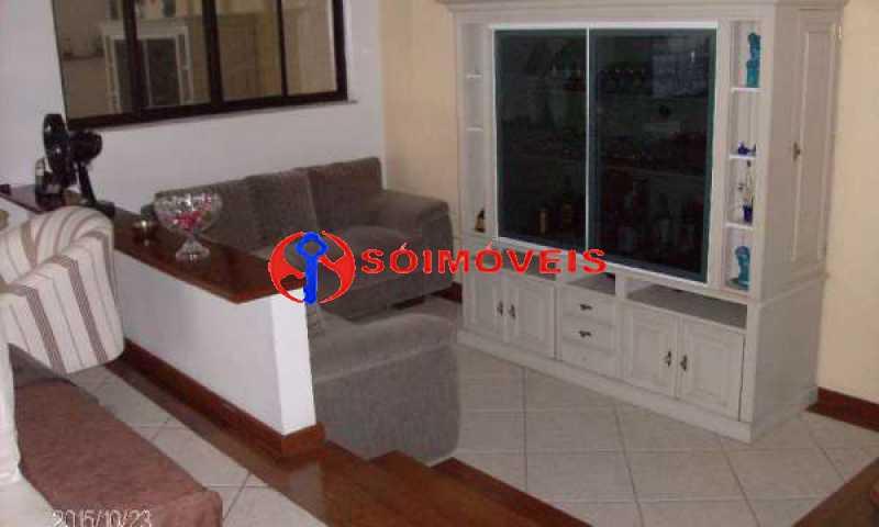 IT 6 - No Itanhangá maravilhosa casa com vista panorâmica para a lagoa e dependências espetaculares. - LBCN30023 - 7