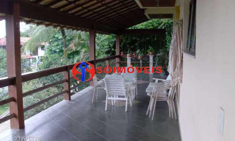 IT 9 - No Itanhangá maravilhosa casa com vista panorâmica para a lagoa e dependências espetaculares. - LBCN30023 - 10