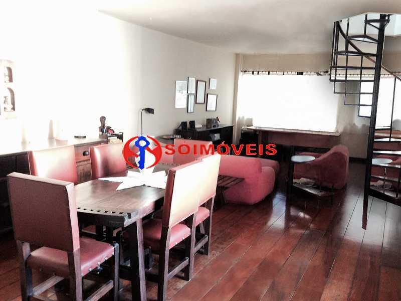 2 - Cobertura 3 quartos à venda Ipanema, Rio de Janeiro - R$ 3.195.000 - LBCO30350 - 3