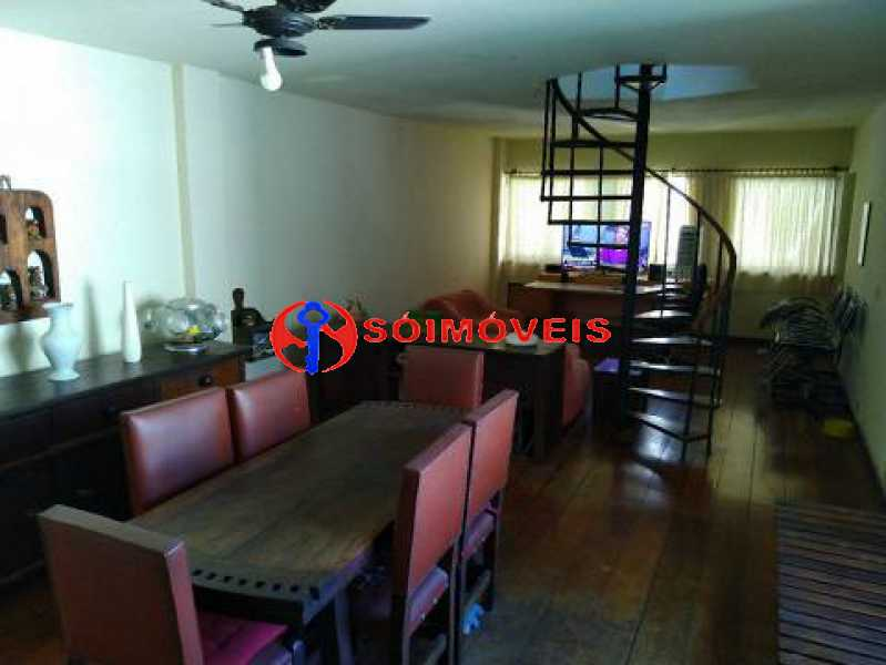 1 - Cobertura 3 quartos à venda Ipanema, Rio de Janeiro - R$ 3.195.000 - LBCO30350 - 1
