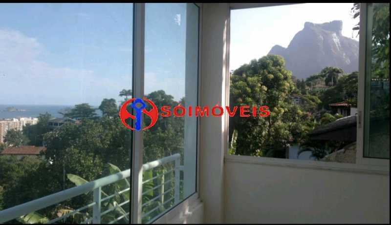 6 - EXCELENTE CASA DUPLEX EM SÃO CONRADO. - LBCN40042 - 7