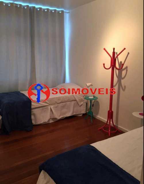 9 - EXCELENTE CASA DUPLEX EM SÃO CONRADO. - LBCN40042 - 10