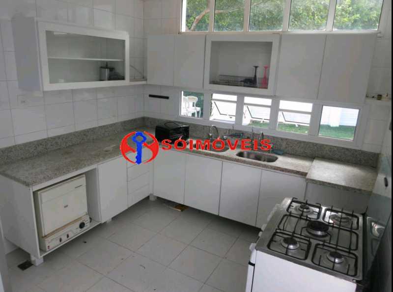 13 - EXCELENTE CASA DUPLEX EM SÃO CONRADO. - LBCN40042 - 14
