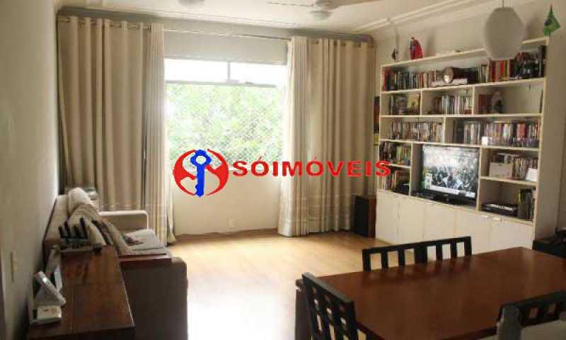 MM 2 - Excelente apartamento em rua tranquila, próximo ao Largo da Segunda Feira. Sala, 2 quartos, demais dependências, vaga escriturada. - LBAP22877 - 3