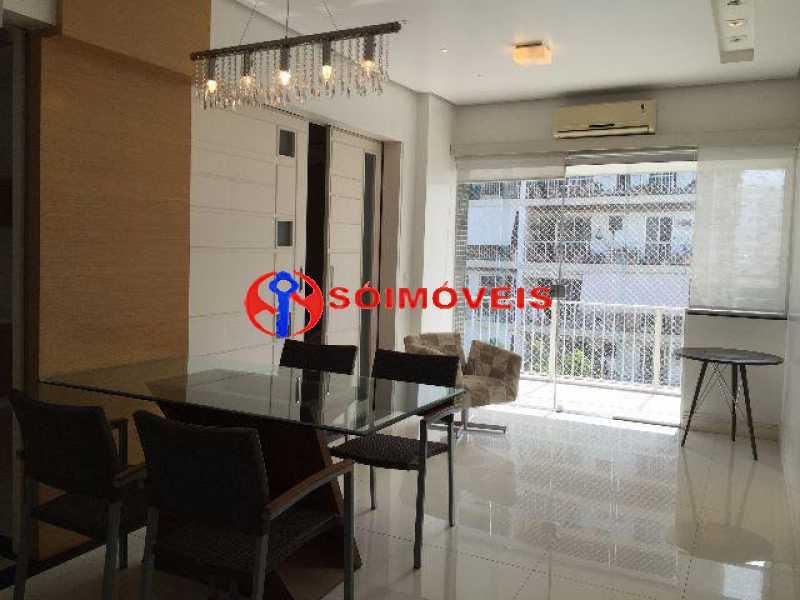 1 - Cobertura 3 quartos à venda Rio de Janeiro,RJ - R$ 2.398.000 - LBCO30355 - 1