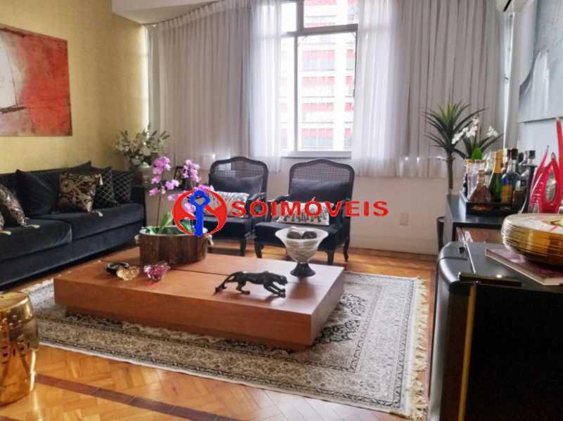1 - Apartamento 4 quartos à venda Laranjeiras, Rio de Janeiro - R$ 1.850.000 - FLAP40116 - 1