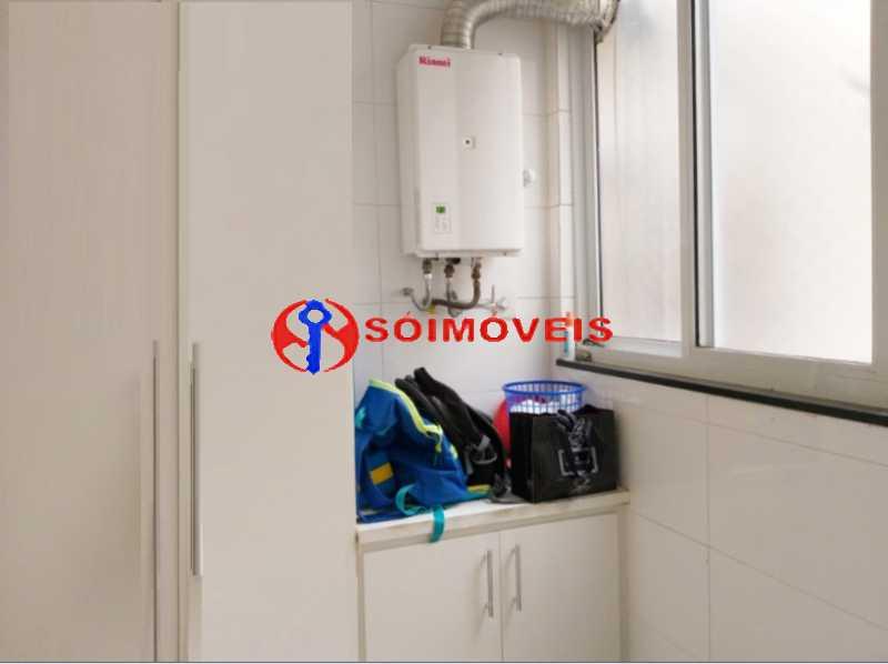 20 - Apartamento 4 quartos à venda Laranjeiras, Rio de Janeiro - R$ 1.850.000 - FLAP40116 - 21