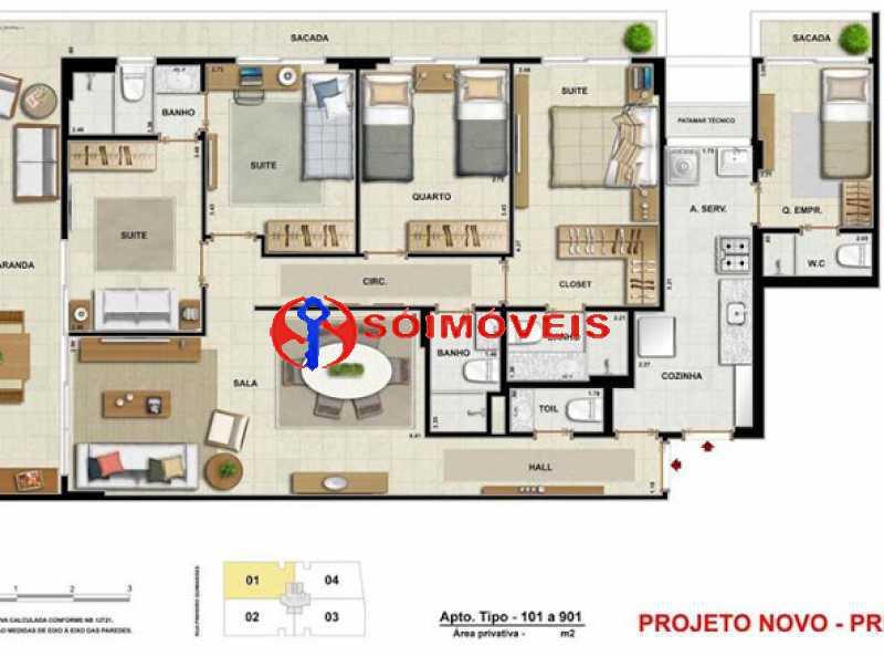 PHOTO-2020-10-06-12-59-45 - Cobertura 4 quartos à venda Rio de Janeiro,RJ - R$ 2.980.000 - LBCO40257 - 12
