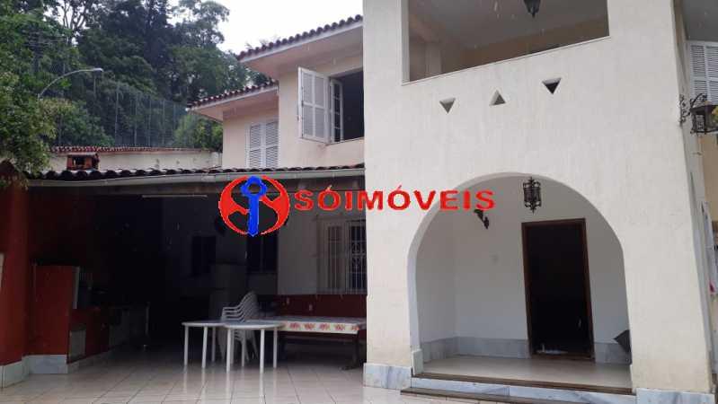 IMG-20191029-WA0033 - Casa 5 quartos à venda Cosme Velho, Rio de Janeiro - R$ 3.200.000 - LBCA50045 - 27