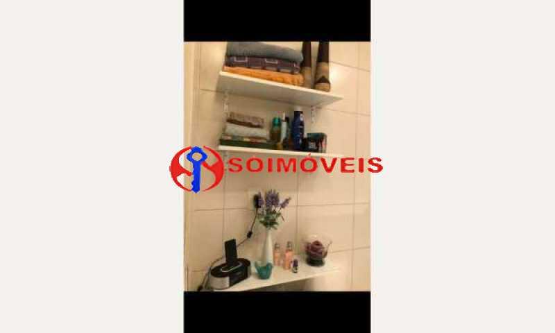 4 - Apartamento 1 quarto à venda Humaitá, Rio de Janeiro - R$ 700.000 - LBAP11042 - 12