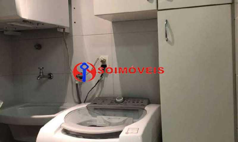 5 - Apartamento 1 quarto à venda Humaitá, Rio de Janeiro - R$ 700.000 - LBAP11042 - 13