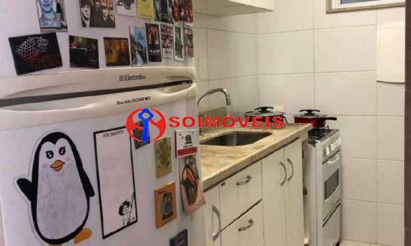 6 - Apartamento 1 quarto à venda Humaitá, Rio de Janeiro - R$ 700.000 - LBAP11042 - 8