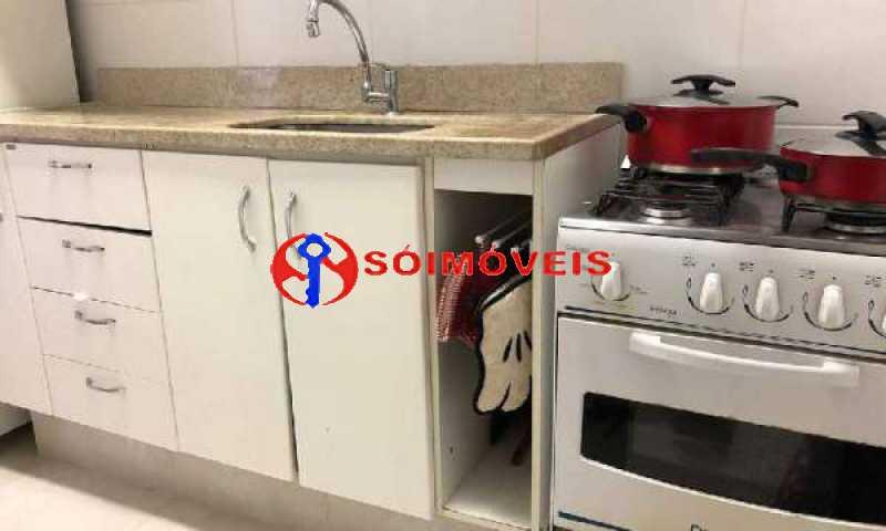7 - Apartamento 1 quarto à venda Humaitá, Rio de Janeiro - R$ 700.000 - LBAP11042 - 6