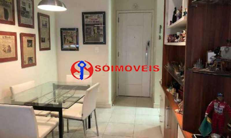 8 - Apartamento 1 quarto à venda Humaitá, Rio de Janeiro - R$ 700.000 - LBAP11042 - 4