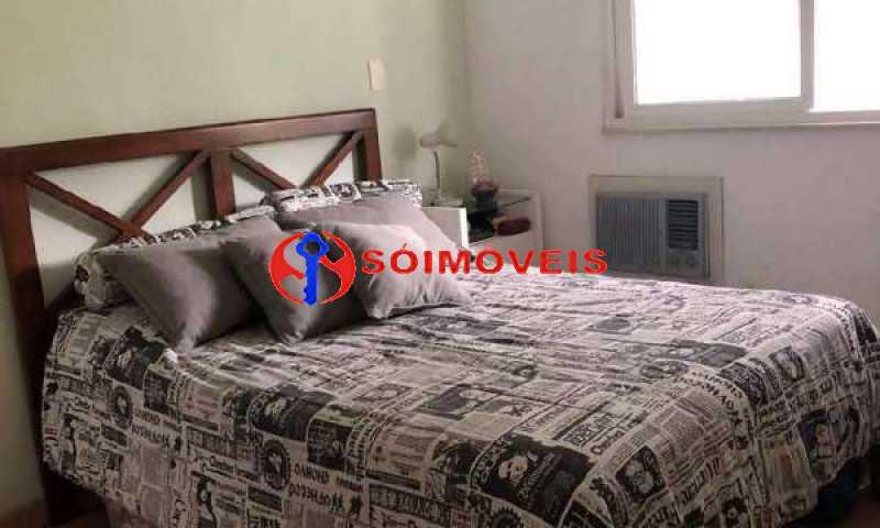 13 - Apartamento 1 quarto à venda Humaitá, Rio de Janeiro - R$ 700.000 - LBAP11042 - 9