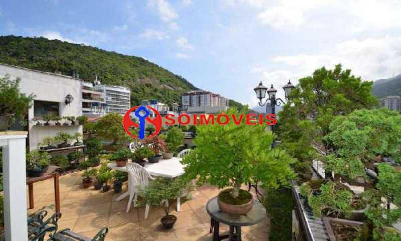 3 - Cobertura 3 quartos à venda Rio de Janeiro,RJ - R$ 2.900.000 - LBCO30356 - 1
