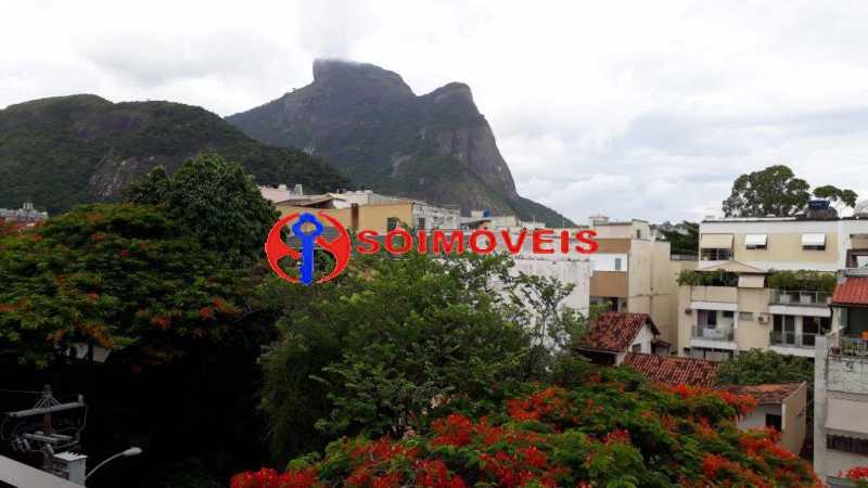 Pedra da Gavêa - Cobertura 4 quartos à venda Rio de Janeiro,RJ - R$ 3.495.000 - LBCO40264 - 3