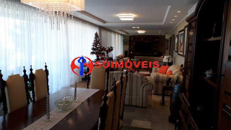 thumbnail_12 - salas - Cobertura 4 quartos à venda Rio de Janeiro,RJ - R$ 3.495.000 - LBCO40264 - 6