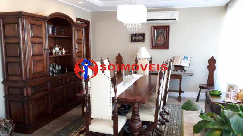 thumbnail_15 - sala de jantar - Cobertura 4 quartos à venda Rio de Janeiro,RJ - R$ 3.495.000 - LBCO40264 - 10