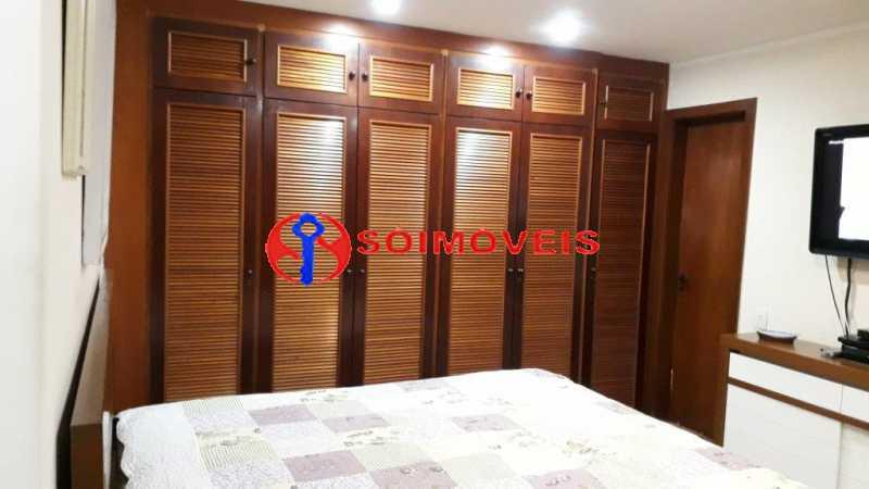 thumbnail_37 - suite 1- vista  - Cobertura 4 quartos à venda Rio de Janeiro,RJ - R$ 3.495.000 - LBCO40264 - 13