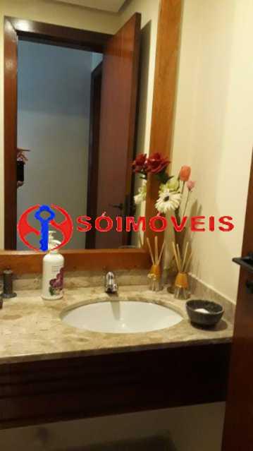 thumbnail_59 - lavabo - Cobertura 4 quartos à venda Rio de Janeiro,RJ - R$ 3.495.000 - LBCO40264 - 22
