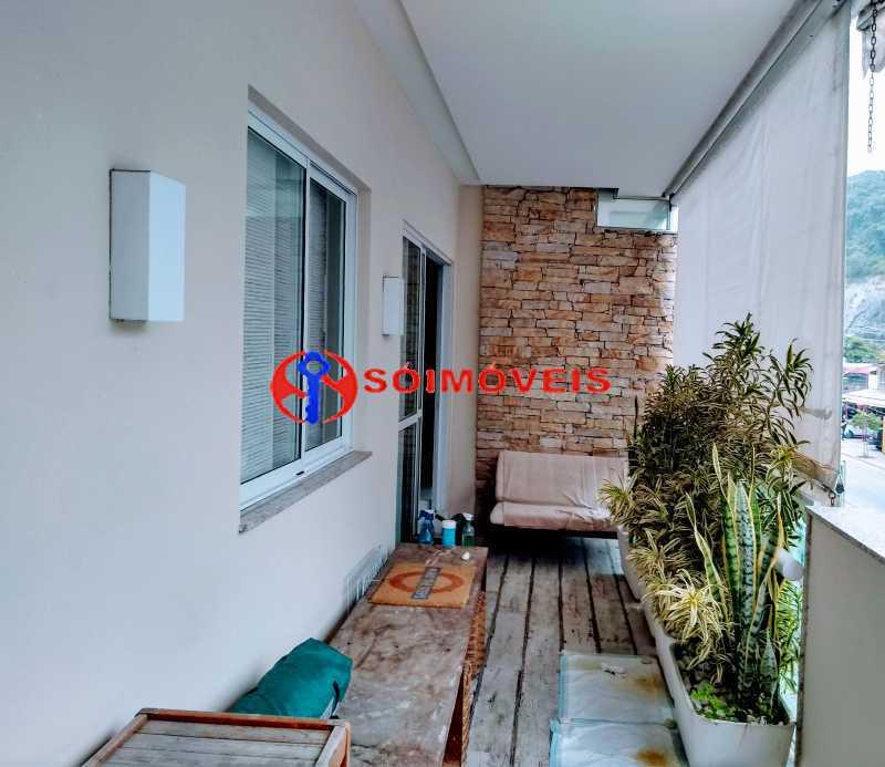 image - Apartamento 2 quartos à venda Barra da Tijuca, Rio de Janeiro - R$ 1.190.000 - LBAP22980 - 9
