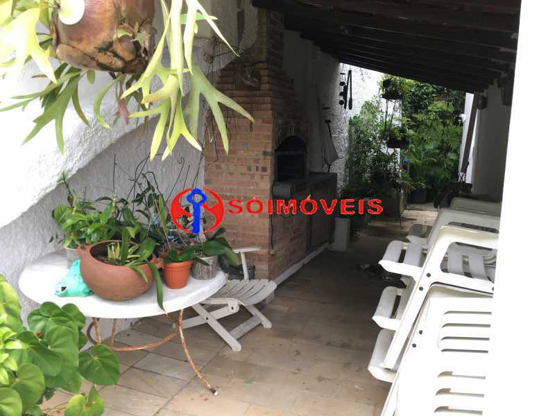 IMG_0376 - Casa em Condomínio 4 quartos à venda Gávea, Rio de Janeiro - R$ 3.800.000 - LBCN40044 - 7