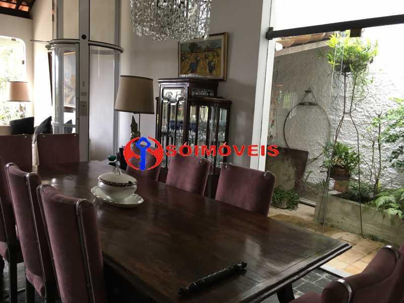 IMG_0382 - Casa em Condomínio 4 quartos à venda Gávea, Rio de Janeiro - R$ 3.800.000 - LBCN40044 - 3