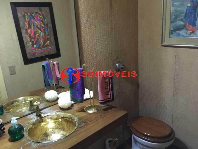 IMG_0385 - Casa em Condomínio 4 quartos à venda Gávea, Rio de Janeiro - R$ 3.800.000 - LBCN40044 - 10