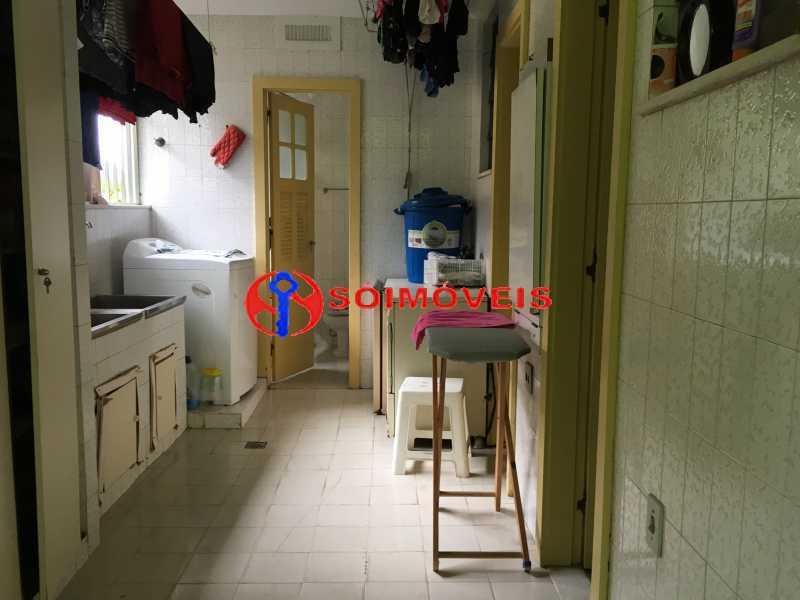 IMG_0392 - Casa em Condomínio 4 quartos à venda Gávea, Rio de Janeiro - R$ 3.800.000 - LBCN40044 - 13