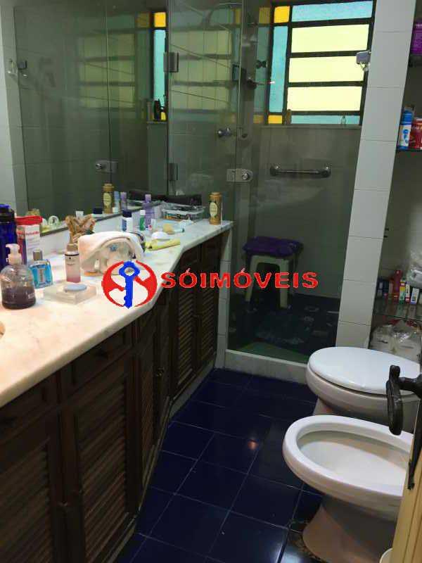 IMG_0399 - Casa em Condomínio 4 quartos à venda Gávea, Rio de Janeiro - R$ 3.800.000 - LBCN40044 - 16