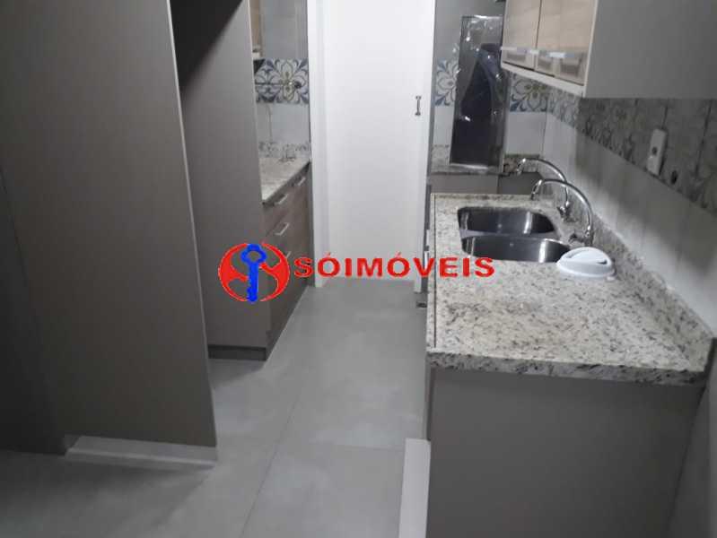 15 - Apartamento 3 quartos para alugar Leblon, Rio de Janeiro - R$ 5.500 - POAP30400 - 16